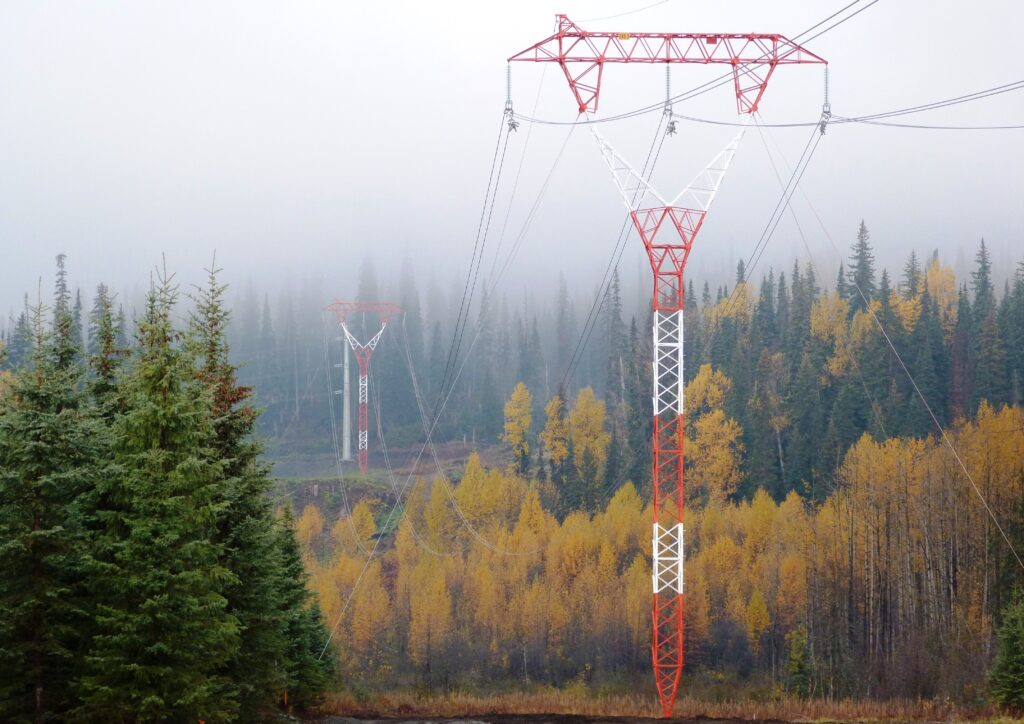 Northwest Transmission Line Project